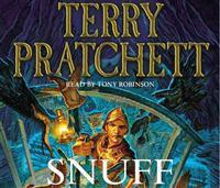Snuff - (discworld novel 39)