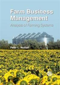 Farm Business Management - 3 volume set