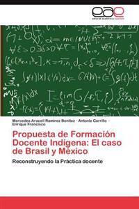 Propuesta de Formacion Docente Indigena