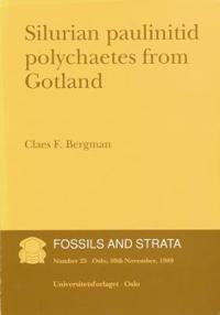 Silurian Paulinitid Polychaetes from Gotland