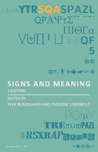Signs and Meaning