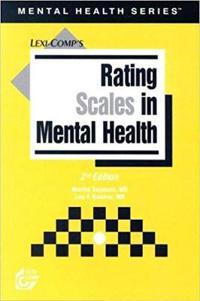 Rating Scales in Mental Health