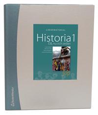 Historia 1 50p Lärarpaket - Digitalt + Tryckt - Ingvar Ededal m.fl. - Ingvar Ededal, Weronica Ader, Sture Långström, Susanna Hedenborg pdf epub
