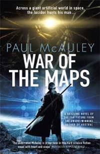 War of the Maps - Paul McAuley - storpocket (9781473217355) | Adlibris  Bokhandel