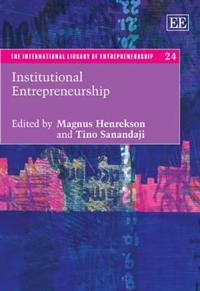Institutional Entrepreneurship