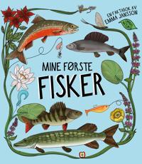 Mine første fisker - Emma Jansson   Ridgeroadrun.org