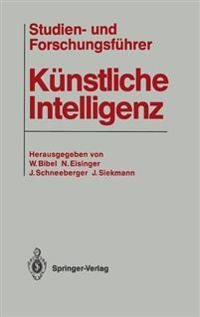 Studien- und Forschungsfuhrer Kunstliche Intelligenz