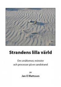 Strandens lilla värld : om småformer, mönster och processer på en sandstrand