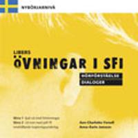 Libers övningar i sfi: Hörförståelse dialoger nybörjarnivå cd