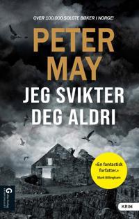Jeg svikter deg aldri - Peter May   Ridgeroadrun.org