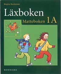 Matteboken Läxboken 1A