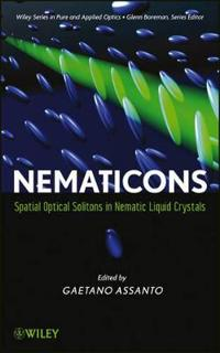 Nematicons: Spatial Optical Solitons in Nematic Liquid Crystals