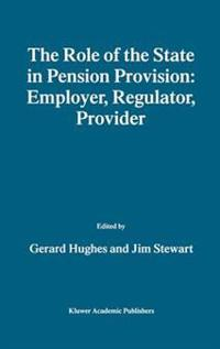 The Role of the State in Pension Provision