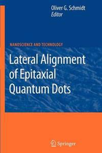 Lateral Alignment of Epitaxial Quantum Dots