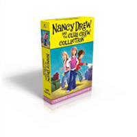 The Nancy Drew and the Clue Crew Collection: Sleepover Sleuths; Scream for Ice Cream; Pony Problems; The Cinderella Ballet Mystery; Case of the Sneaky