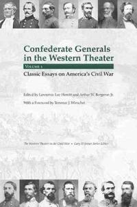 Confederate Generals in the Western Theater