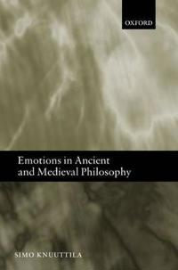 Emotions in Ancient and Medieval Philosophy