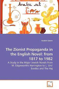 The Zionist Propaganda in the English Novel