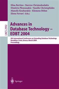 Advances in Database Technology - EDBT 2004