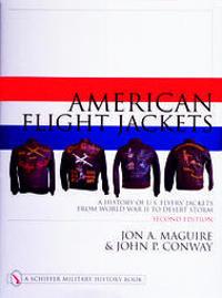American Flight Jackets, Airmen and Aircraft
