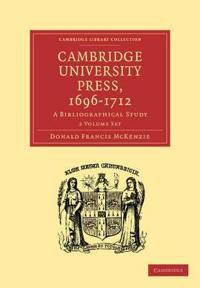 Cambridge University Press 1696-1712