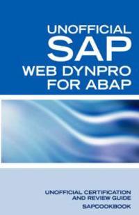 SAP Web Dynpro for ABAP Interview Questions