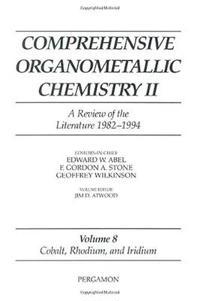 Comprehensive Organometallic Chemistry II, Volume 8
