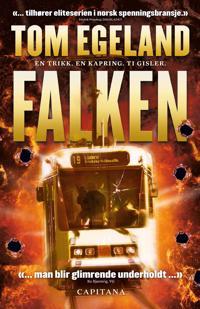 Falken - Tom Egeland | Inprintwriters.org
