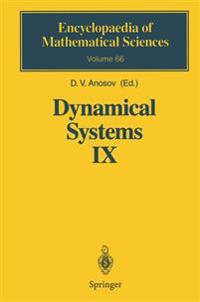 Dynamical Systems with Hyperbolic Behaviour