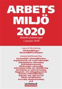 Arbetsmiljö 2020 : Aktuella författningar 1 januari 2020 - Lars Åhnberg | Laserbodysculptingpittsburgh.com