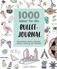 1000 idéer för din bullet journal