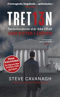 Tretten - Steve Cavanagh | Ridgeroadrun.org
