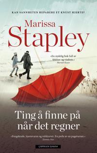 Ting å finne på når det regner - Marissa Stapley | Ridgeroadrun.org