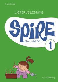 Spire 1 - Gro Wollebæk pdf epub