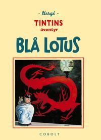 Blå lotus - Hergé pdf epub