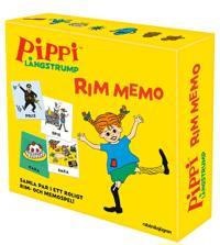 Pippi Långstrump Rim memo