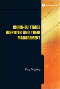 China-eu Trade Disputes And Their Management