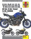Yamaha MT-09, FZ-09, Tracer, FJ-09, XSR900 (03 -19)