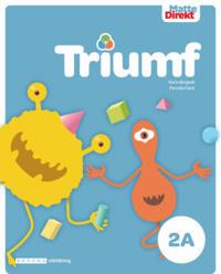 Matte Direkt Triumf 2A Elevbok röd - Karin Bergwik, Pernilla Falck pdf epub