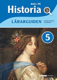 Koll på Historia 5 Lärarguide -  pdf epub