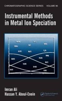 Instrumental Methods in Metal Ion Speciation