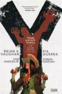 Y: The Last Man: Deluxe Edition Book Three