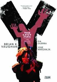 Y: The Last Man: Deluxe Edition Book Two