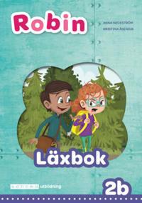 Robin åk 2 Läxbok 2B - Anna Wickström, Kristina Åsenius pdf epub