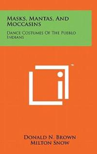 Masks, Mantas, and Moccasins: Dance Costumes of the Pueblo Indians