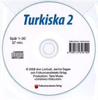 Turkiska 2 cd audio