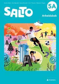 Salto 5A, 2. utg. - Soufia Aslam, Ane Bjøndal, Gaute Brovold, Linn T. Sunne, Marianne Teigen pdf epub