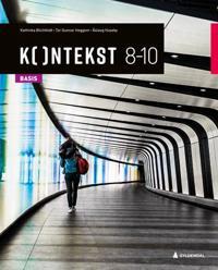Kontekst 8-10, 3. utg. - Kathinka Blichfeldt, Tor Gunnar Heggem, Åslaug Huseby | Ridgeroadrun.org