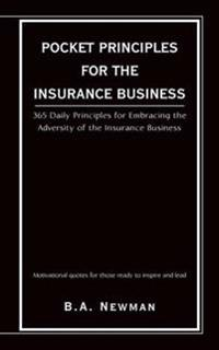 Pocket Principles for the Insurance Business
