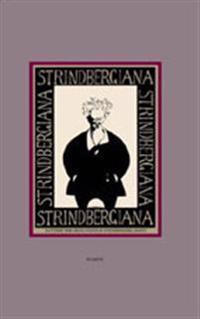 Strindbergiana - Sjuttonde samlingen utgiven av Strindbergssällskapet